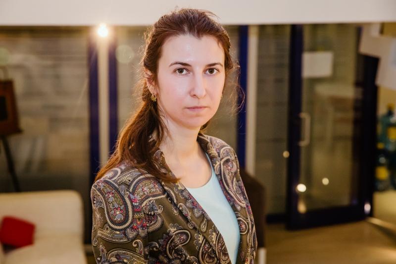 Diana Markozashvili