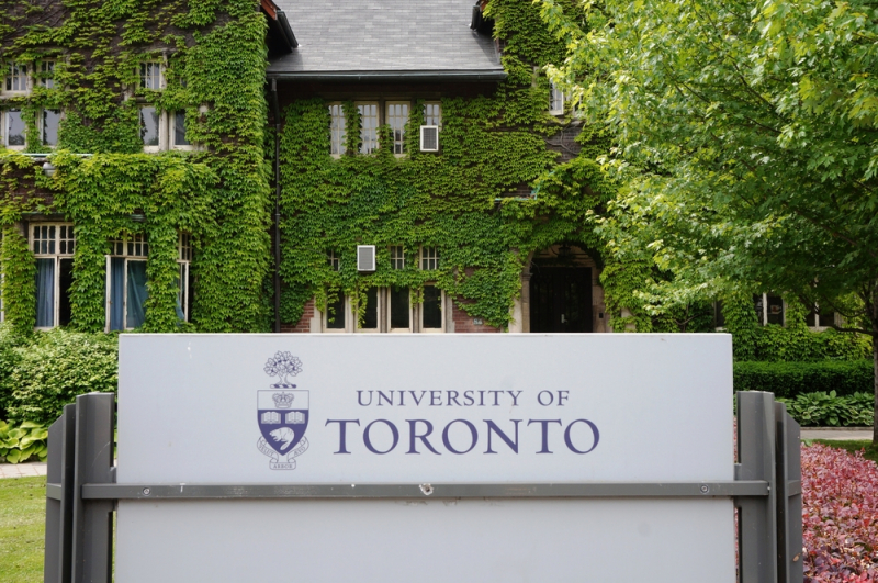 University of Toronto. Credit: shutterstock.com