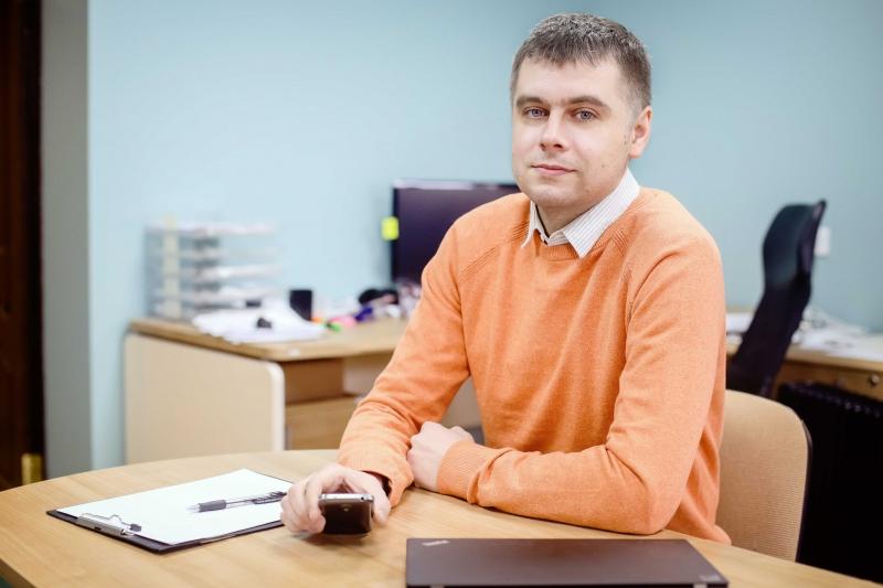 Антон Самусев