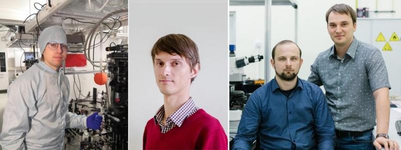 Слева направо: Павел Трофимов, Анатолий Пушкарев, Иван Синев и Сергей Макаров. Фото предоставлены авторами статьи