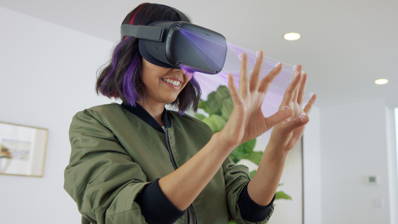 Oculus Quest. Credit: nordichardware.se
