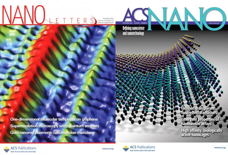 Nano Letters and ACS Nano. Credit: i.uran.ru, researchgate.net