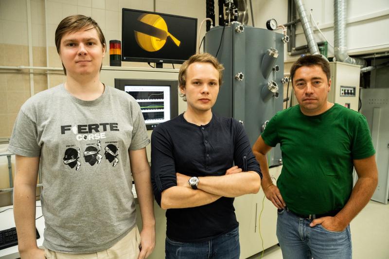 Researchers from ITMO University's School of Photonics