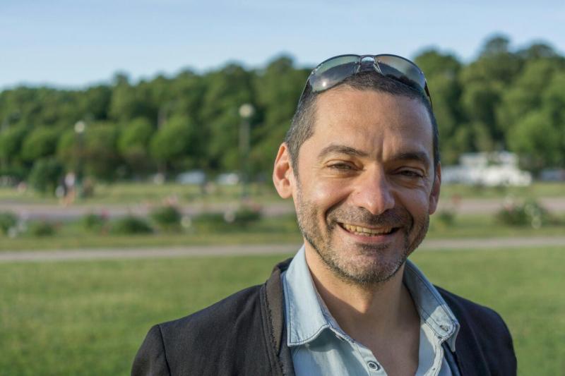 Daniele Barettin. Photo c/o Daniele Barettin