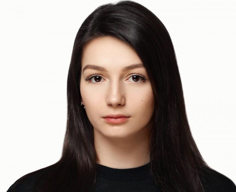 Мария Акопова. Фото из личного архива