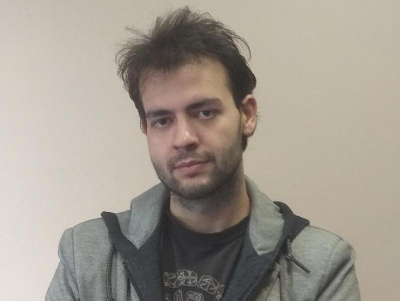 Габдулла Курбанов. Фото из личного архива