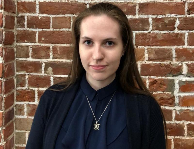 Алена Костянко. Фото предоставлено авторами проекта