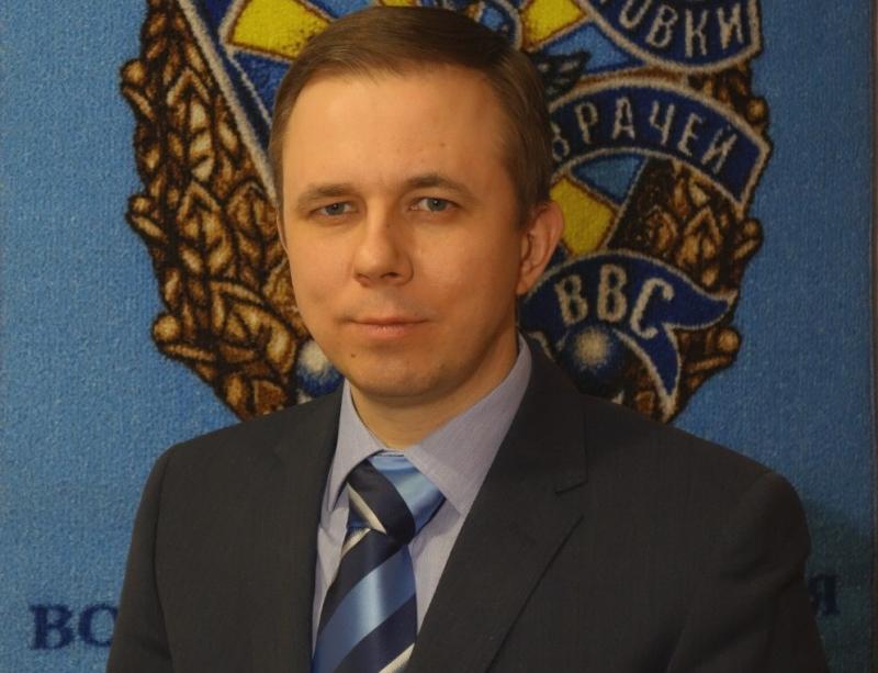 Евгений Абриталин. Фото из личного архива