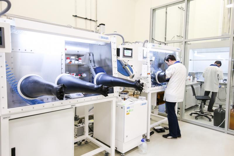 Лаборатория гибридной нанофотоники и оптоэлектроники