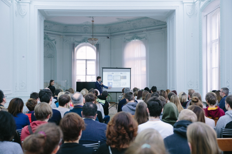 ITMO's Faculty of Technological Management and Innovations