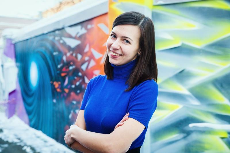 Alena Shchelokova