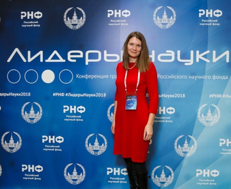 Анна Андрейченко. Фото из личного архива