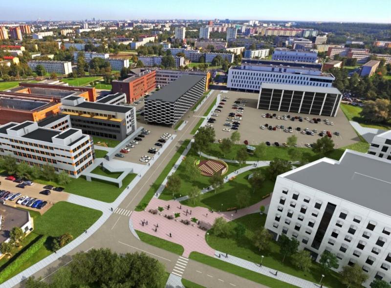 Tallinn Science Park Tehnopol. Credit: dv.ee