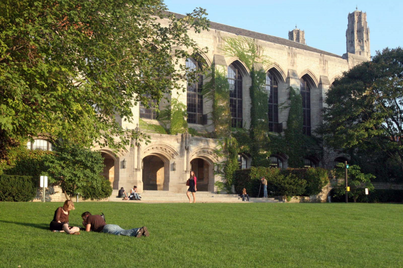 Northwestern University. Credit: britannica.com