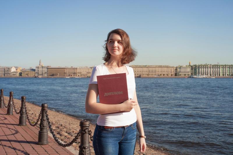 Anastasia Rychkova. Photo courtesy of subject.