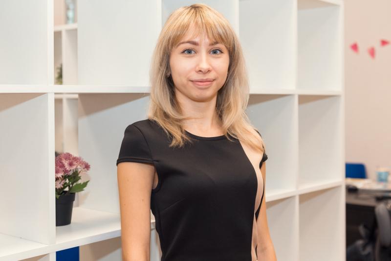 Полина Кучур