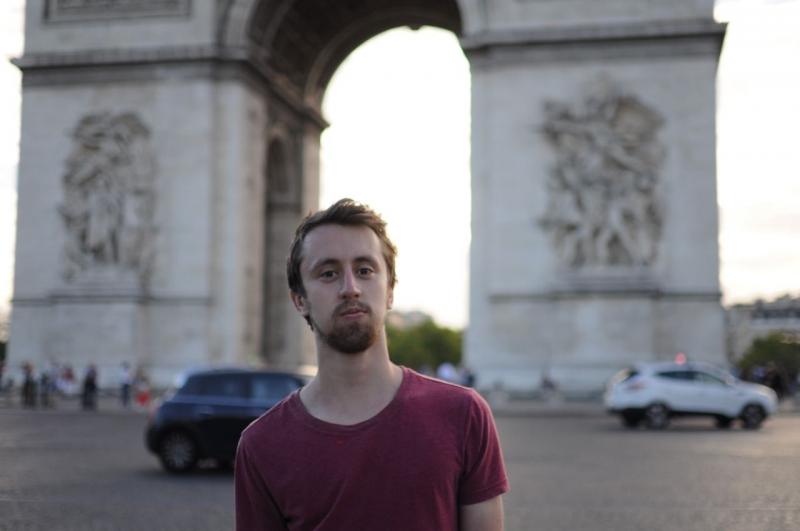 Pavel Talianov. Photo courtesy of the subject