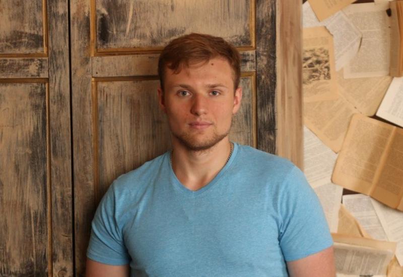 Sergey Gladyshev. Photo courtesy of the subject