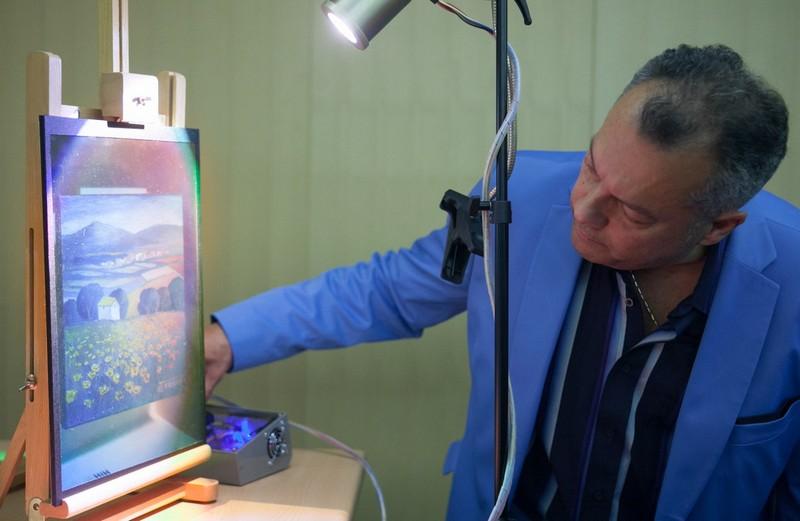 Изобразительная голография в Санкт-Петербурге