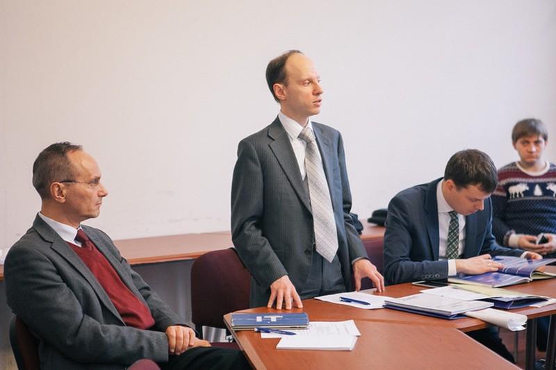 Университетские команды представили проекты Фонду «Сколково»