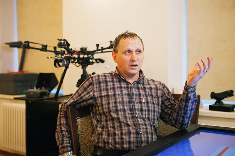 Геоинформационный комплекс «Музея оптики» позволит заглянуть в будущее