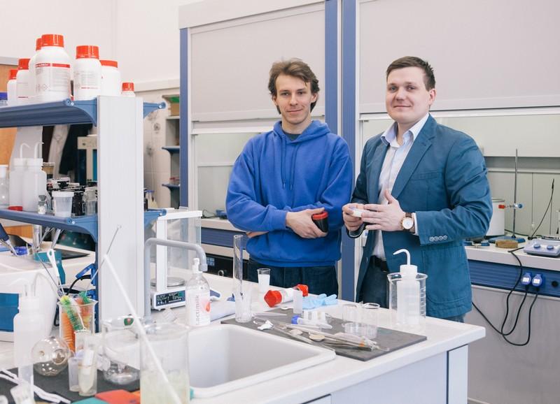 Ученые университета создали качественно новые нанокомпозиты