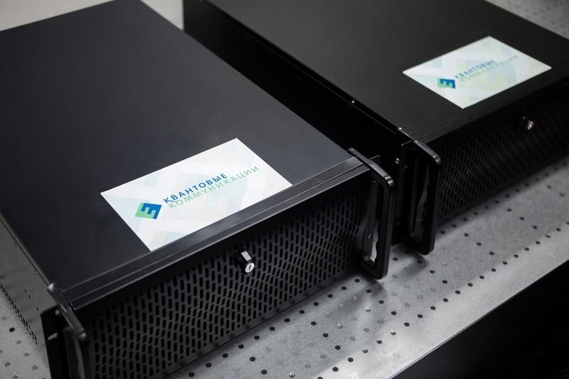 На выставке CeBIT в Германии представлена российская квантовая система безопасной передачи данных