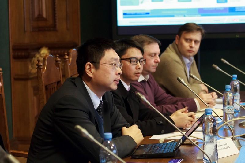 Китайская телекоммуникационная корпорация заинтересована в сотрудничестве с петербургскими разработчиками