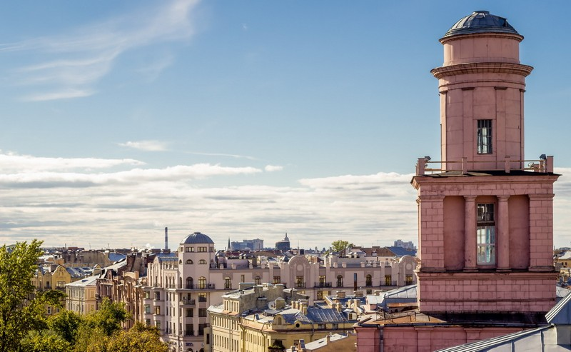 Университет и город: каким будет «умный» Петербург