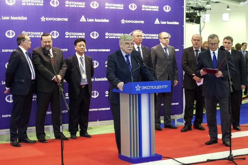 В Москве представлены последние разработки в области фотоники и оптики