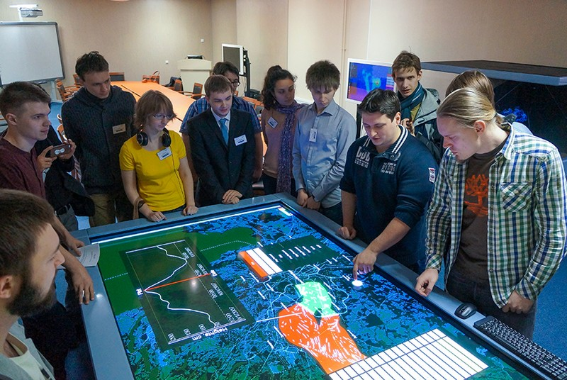 Моделирование реальности: технология будущего в руках молодых ученых