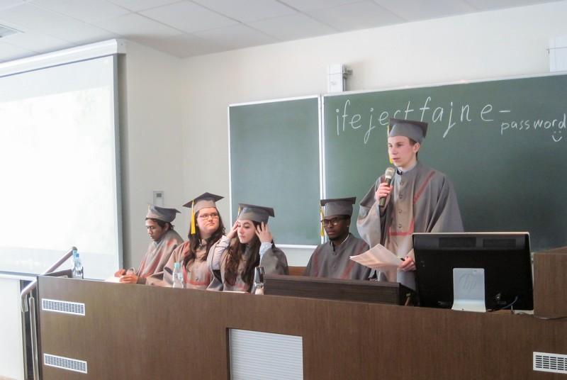 Студенты обсудили вопросы экологии Балтийского региона на международной конференции в Польше