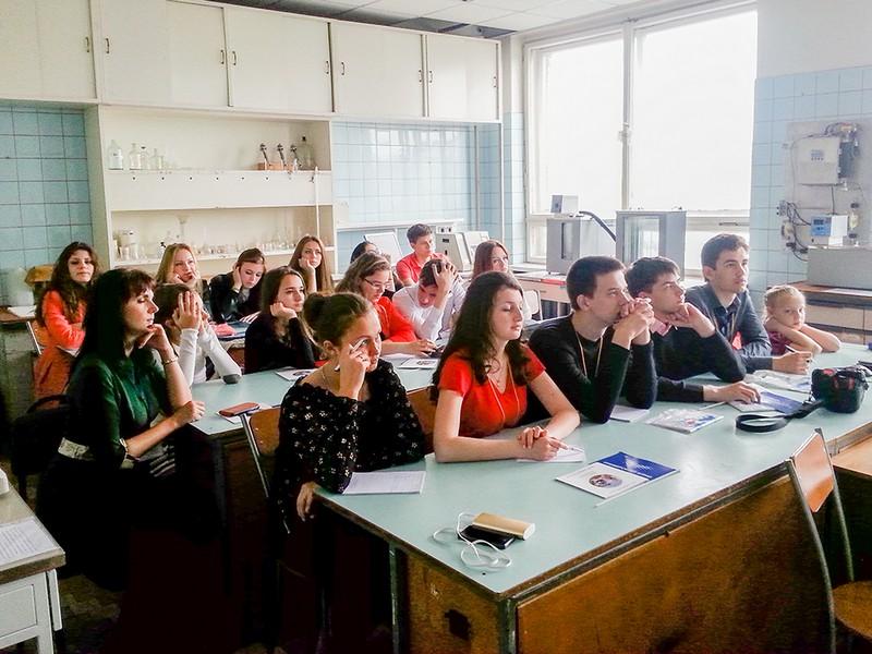 Школьникам Краснодарского края продемонстрировали последние разработки университета