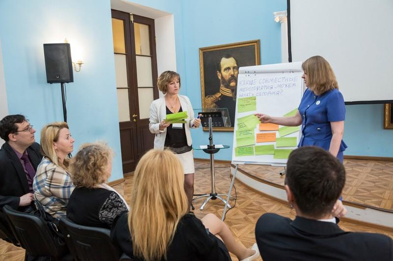 На форуме «От науки к бизнесу» обсудили развитие инновационной экосистемы в России