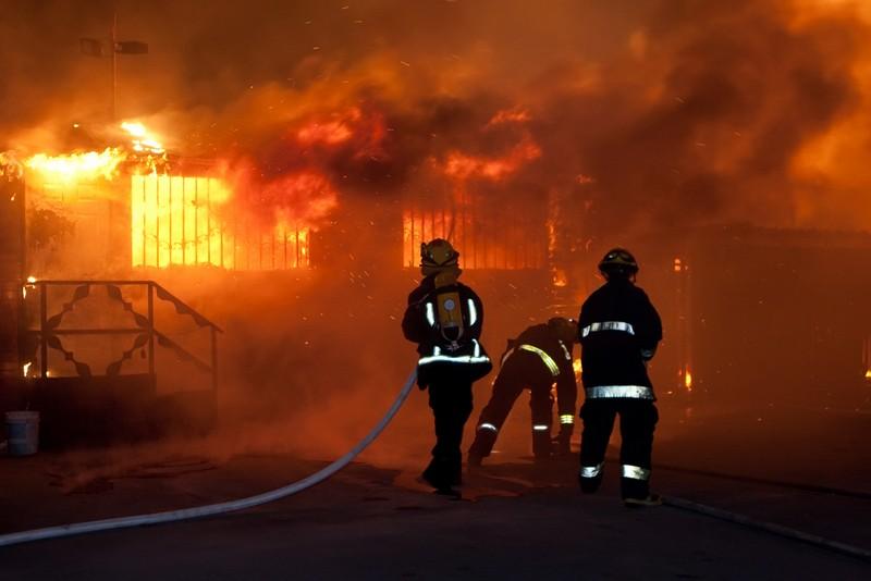 Совместная разработка петербургских химиков – новое слово в пожаротушении