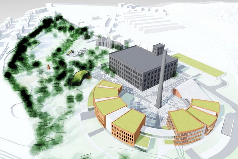 В городе-спутнике «Южный» построят Инноград