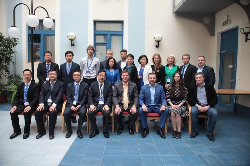 Представители Всекитайской федерации молодежи посетили Университет ИТМО