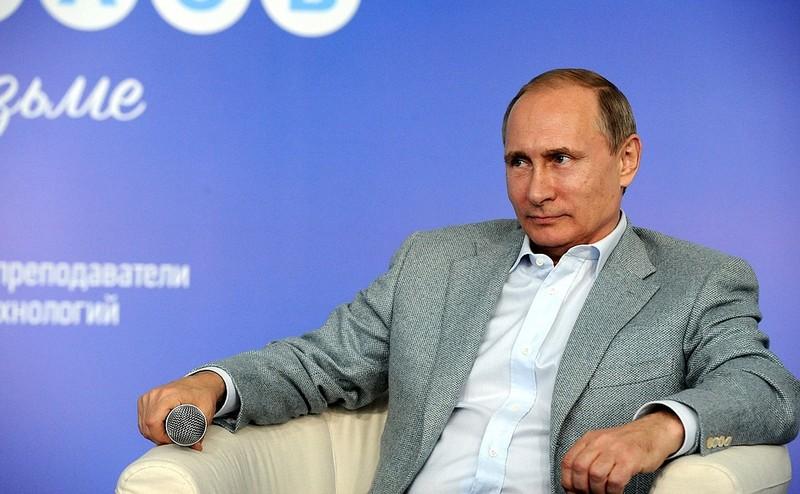 Путин: сфера информационных технологий в России получит дополнительное финансирование