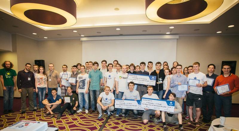 Три первых места чемпионата по программированию VK Cup 2015 заняли студенты Университета ИТМО