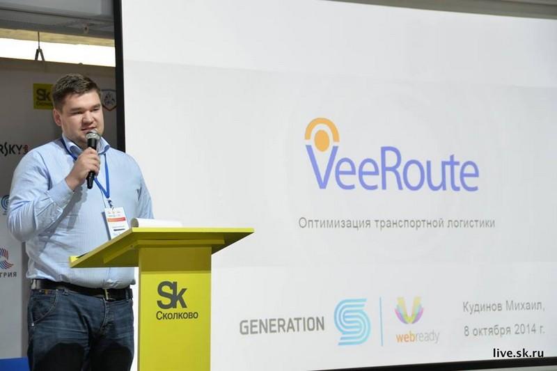 Проект VeeRoute завоевывает рынок логистики