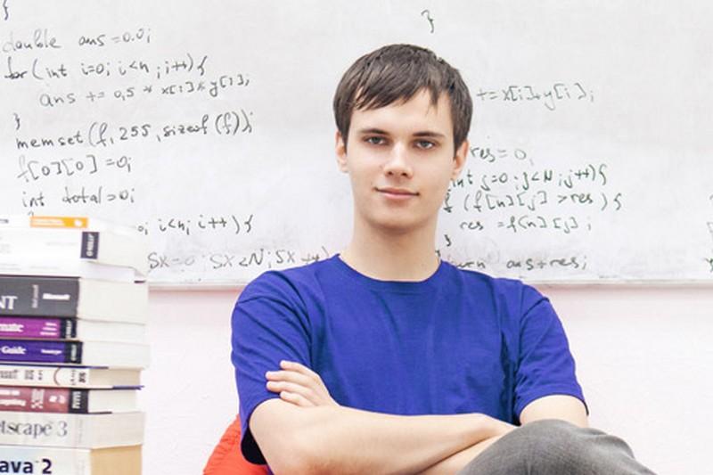 Лучший молодой программист мира учится в Университете ИТМО