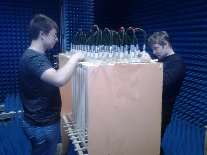 Фотонные структуры смоделировали с помощью батареи отопления