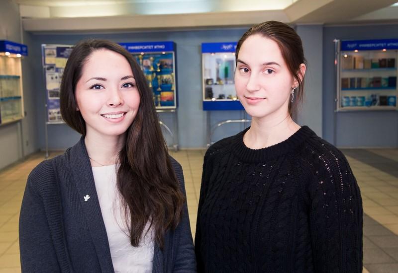 Студентки Университета ИТМО выиграли гранты SPIE на поездку в США