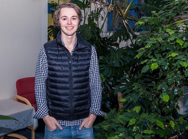 Студент из Америки – о пользе научных исследований в холодную зиму