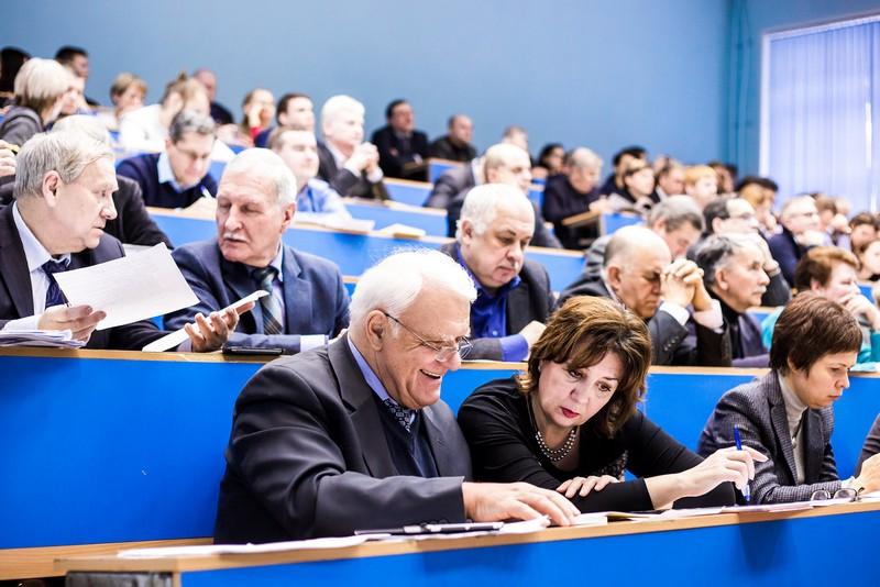 Большие планы и возможности: первое собрание Ученого совета в новом году