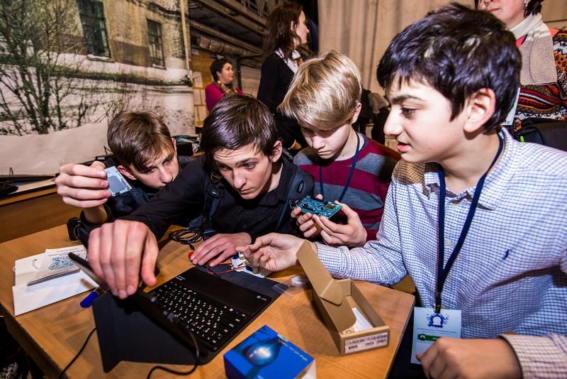 В Петербурге прошел XII Балтийский научно-инженерный конкурс
