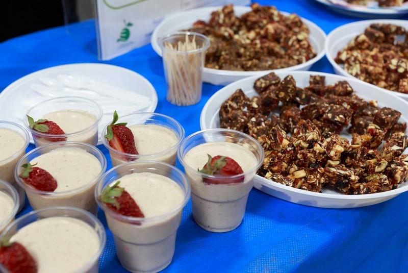 Вдохновляясь едой и спортом: в Петербурге прошел второй форум «Питание и образ жизни»