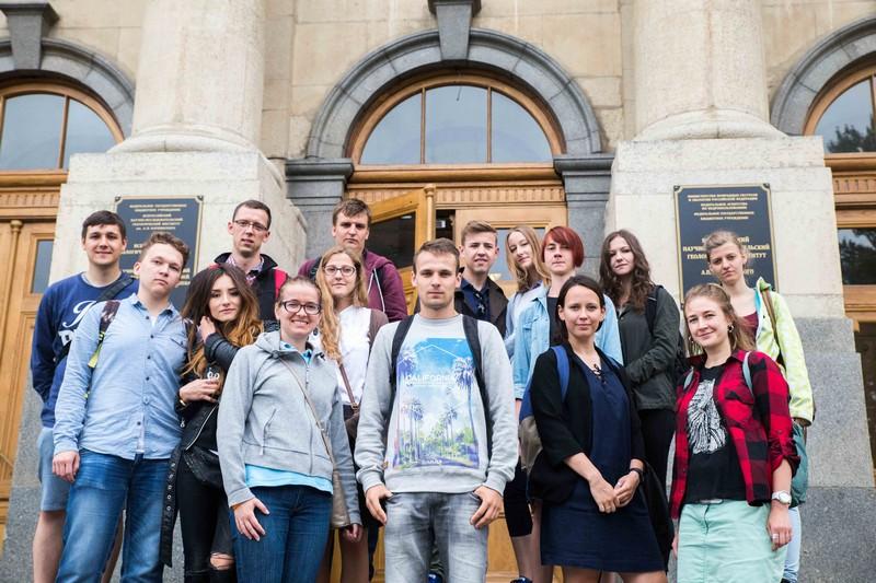 Приключения польской студентки 1 фотография