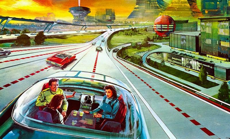 Автопилоты на дорогах: как программа будет решать, кто погибнет в аварии?