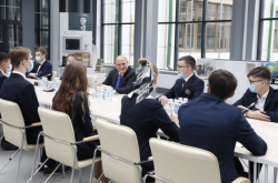 Prime Minister of Russia Recognizes ITMO as the Best Engineering School Nationwide